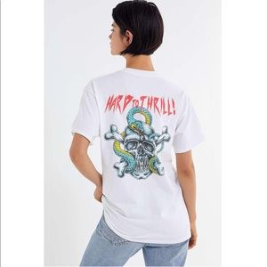Urban Outfitters Hard to Thrill Graphic Tee NWT
